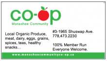 Monashee Community Co-op